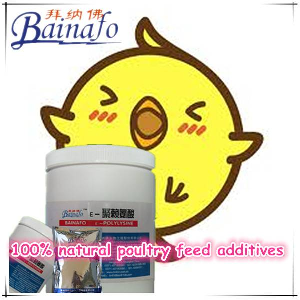 Bio Organic animal feed additives e plylysine