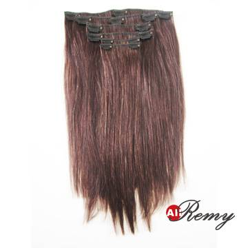 6pc Clip-On Hair Extension