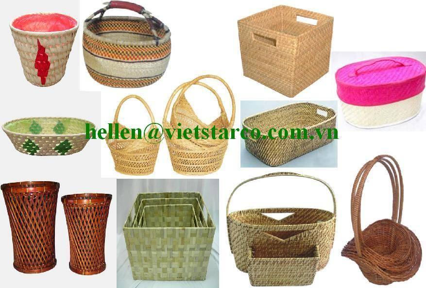 Bamboo handi craft