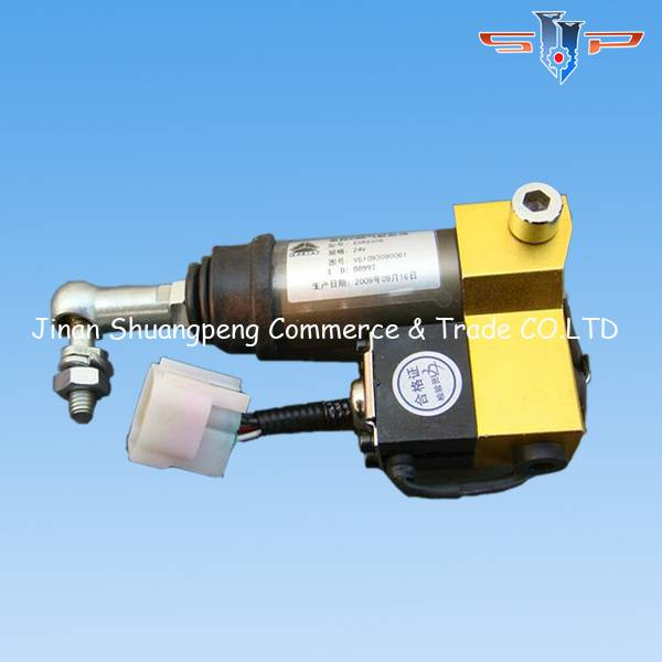 Steyr spare parts EGR electric controlled cylinder assembly
