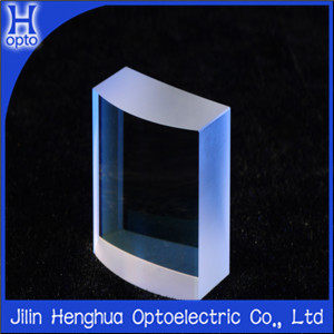 fused silica plano convex cylindrical lens