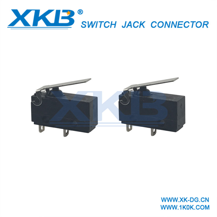 Factory direct line with waterproof micro switch without shrapnel micro switch