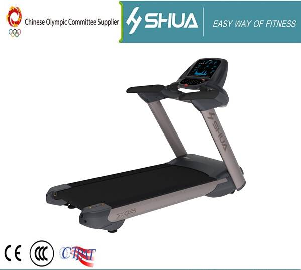 Light Commercial Treadmill with Touch Screen