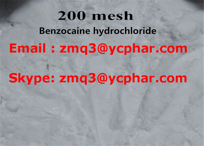 Benzocaine HCL Benzocaine Hydrochloride Local Anesthetic Agents