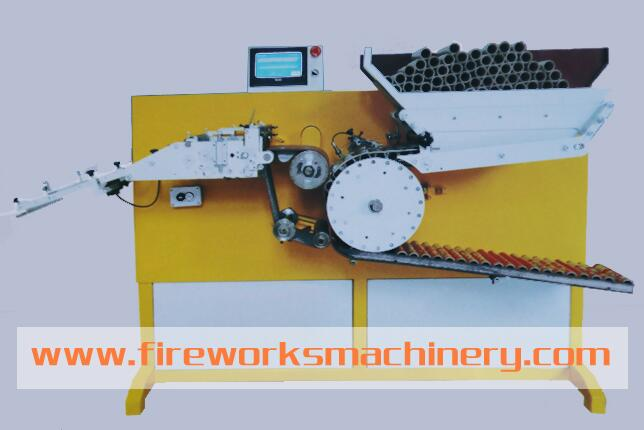 Fireworks Labeling Machine