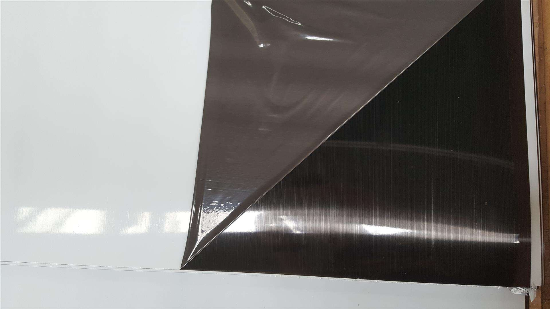 Black Ti Color Stainless Steel Sheets Plates