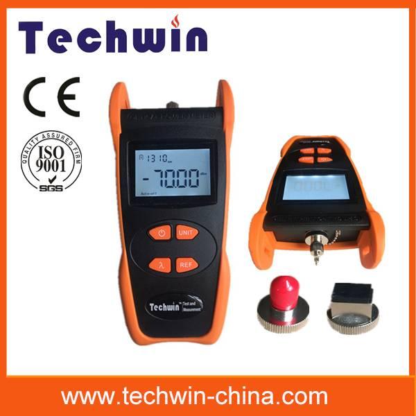 Techwin optical power measurement TW3208E powermeter