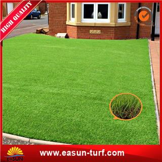Premium Natural Green Landscape Artificial Grass with SGS certificiate- ML