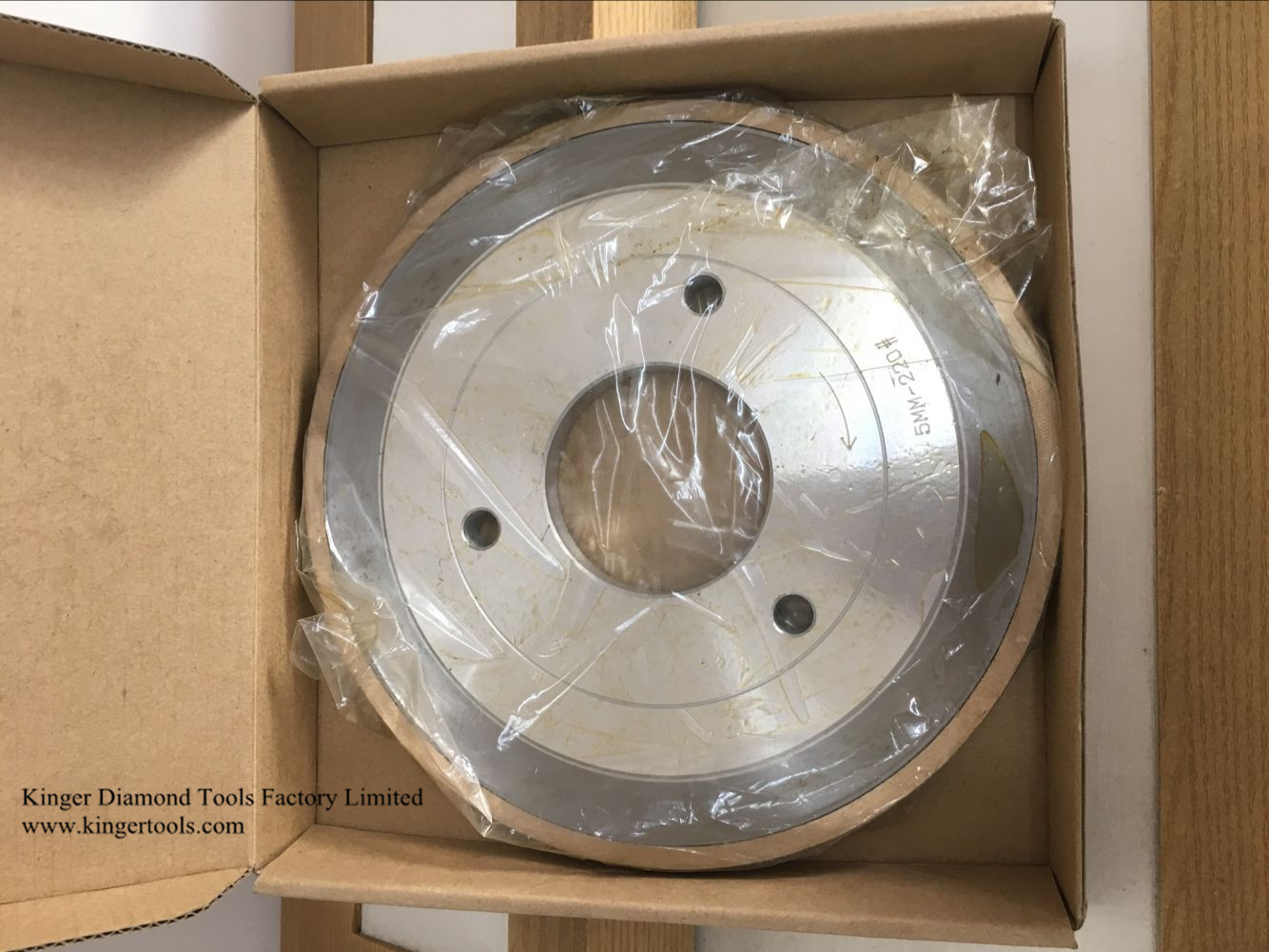 Top quality CNC diamond wheel