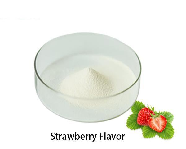 Strawberry Flavour Powder For Fattening Pigs