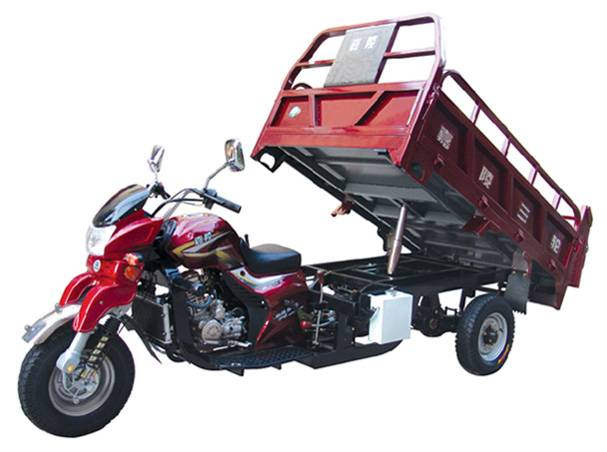 JIALING JH200ZH-2 Air cooled 200cc cargo tricycle Shenwei