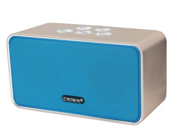 Omsun bluetooth speaker, Outdoor bluetooth speaker, Subwoofer square bluetooth speaker