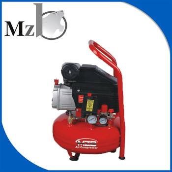 portable air compressor 3hp 50L direct driven specified for Poland state projects