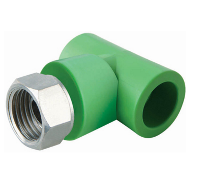 Factory PPR Plastic Male Thread Pipe Reducing Coupling Brass Fitting
