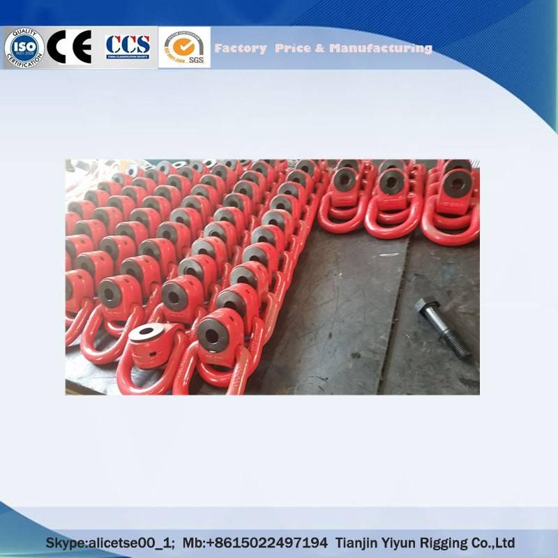 Heavy Lift Swivel Hoist Ring For Industrial Rigging