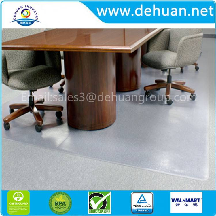 Waterproof Chair Mat Carpet Protector for living room furniture