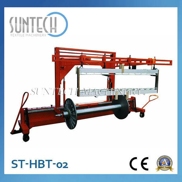 Hydraulic Heavy Duty Beam Low Lift Truck with Harness Mounting Device