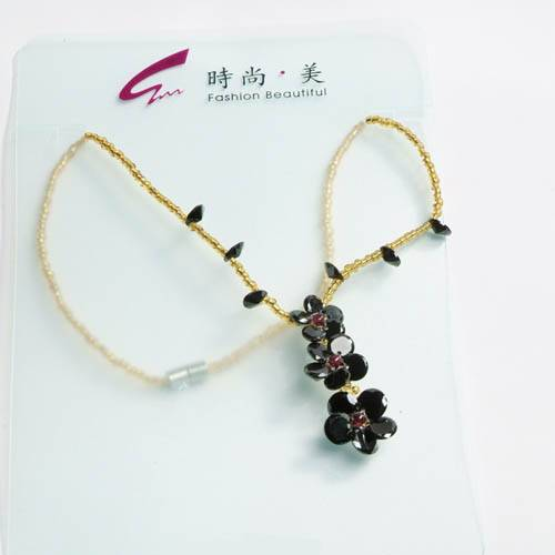 selling crystal  pendant jewelry NK011
