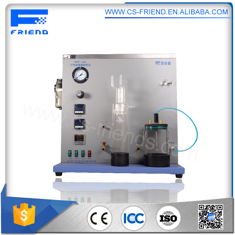 FDT-1201 Air release value analyzer
