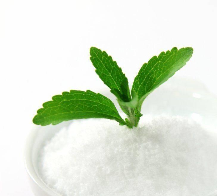 Natural Sweetener Stevia Extract Rebaudioside A 98%