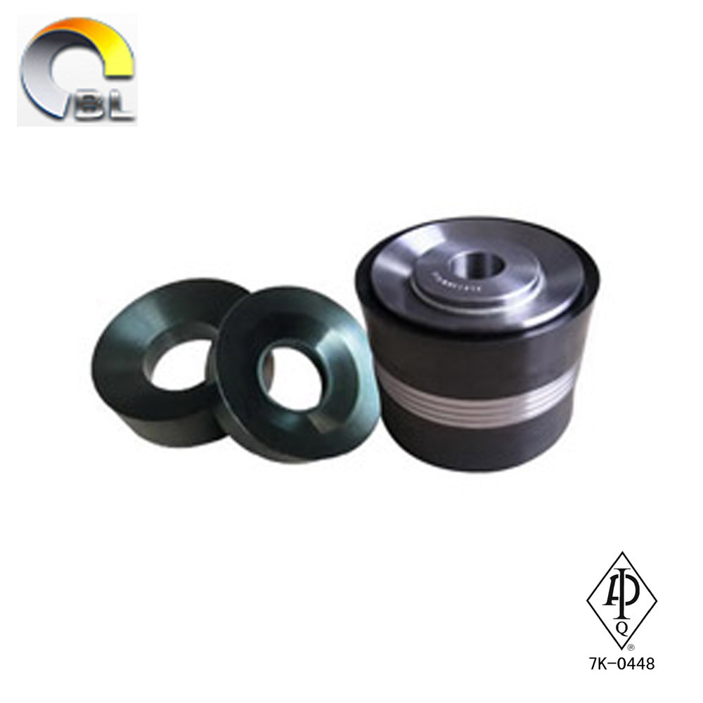 API drilling mud pump pistons / replaceable rubber pistons / triplex mud pump spare parts