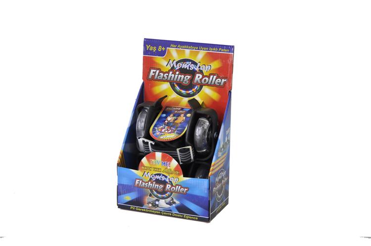 Children Roller Skates Inline Skates Flashing Wheel