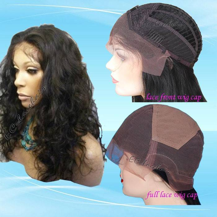 Indian Brazilian Body Wave Front Lace wigs Supplier