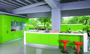 Kitchen Cabinet, Wooden Kitchen Cabinet, Solid Wood Kitchen Cabinets, Lacquered Kitchen Cabinets