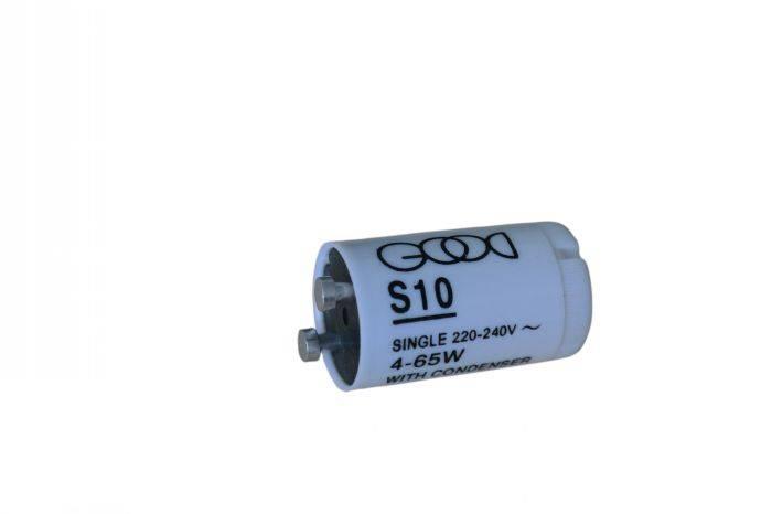 Fluorescent Starter-- S-10-1