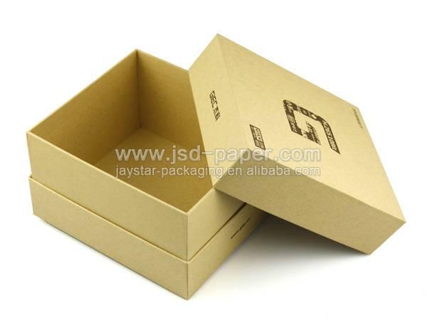 GB-L013 Wholesale kraft cardboard box packaging