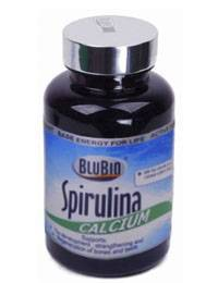 Spirulina Calcium