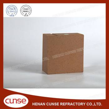 qualified manufacturer Magnesia Iron Spinel  refractory brick