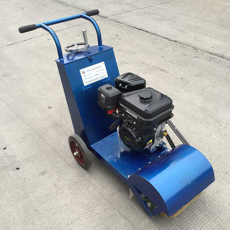 Road Marking Cleaning Machine