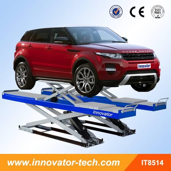 Long Platform Scissor Lift