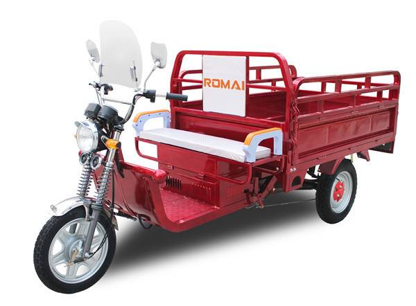 Romai new model LM-S069 tuk tuk for sale with CE approved