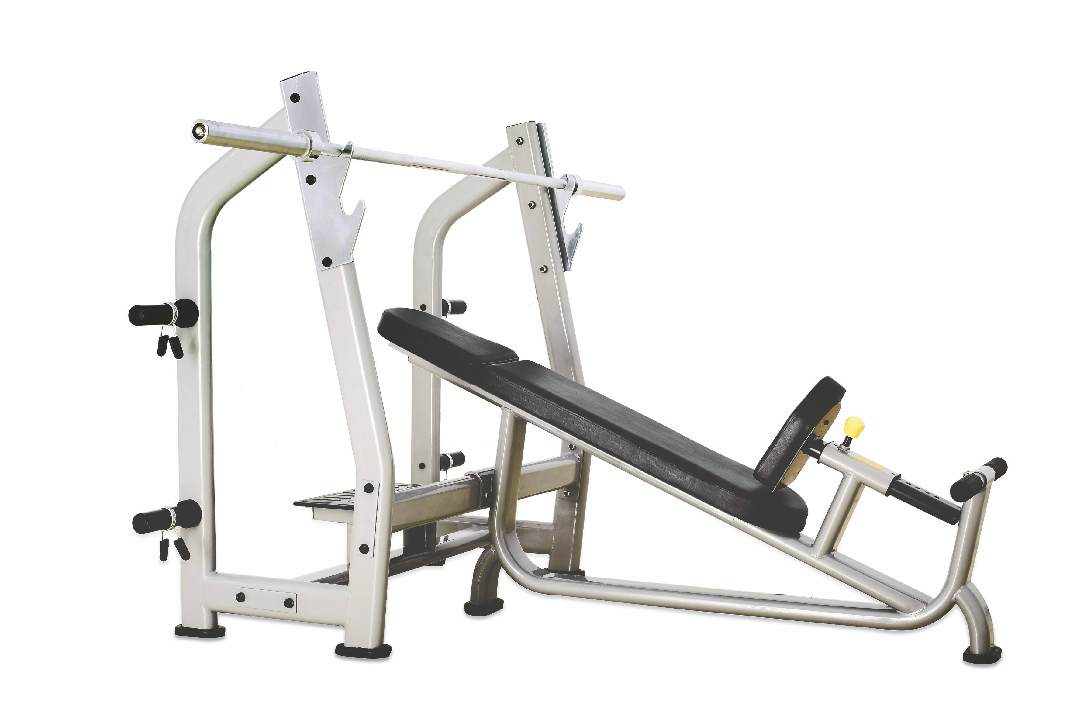 Body Strong Full Commercial Use Gym Machines Incline Bench J-025
