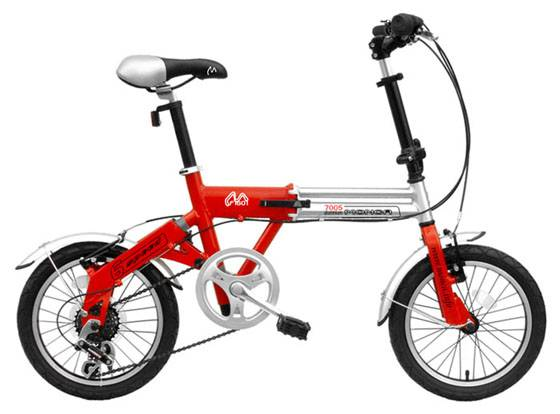 Folding Bicycle F1601