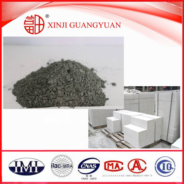 Aerated Aluminium Powder