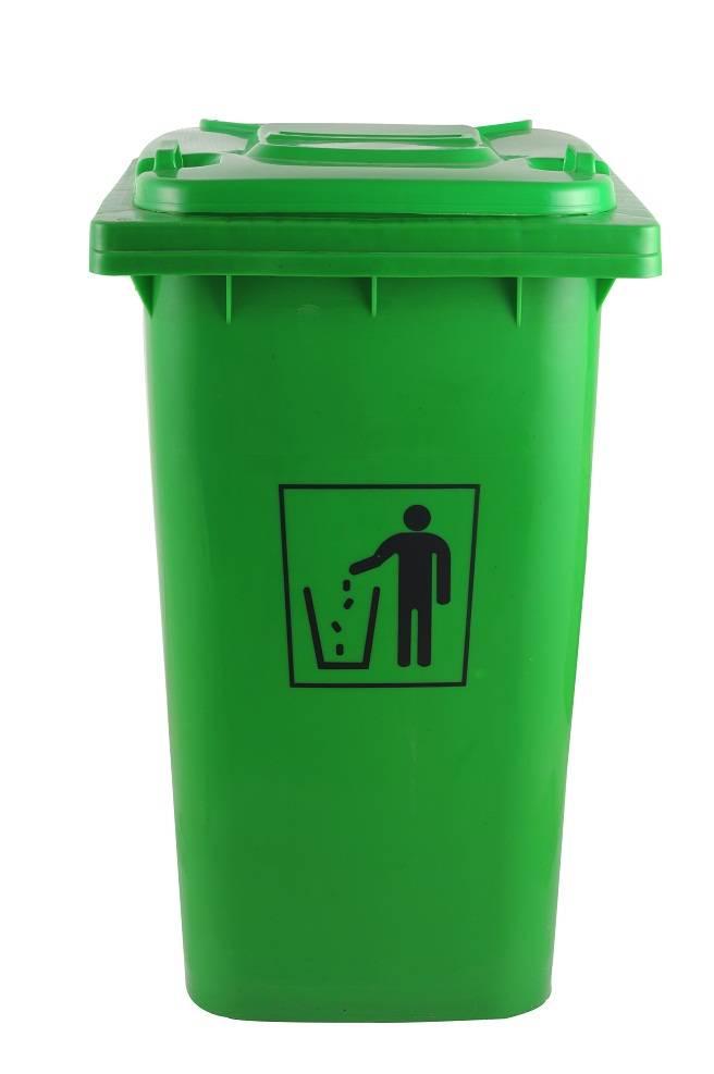 2014 240L Hot sale good quality cheap plastic waste bin