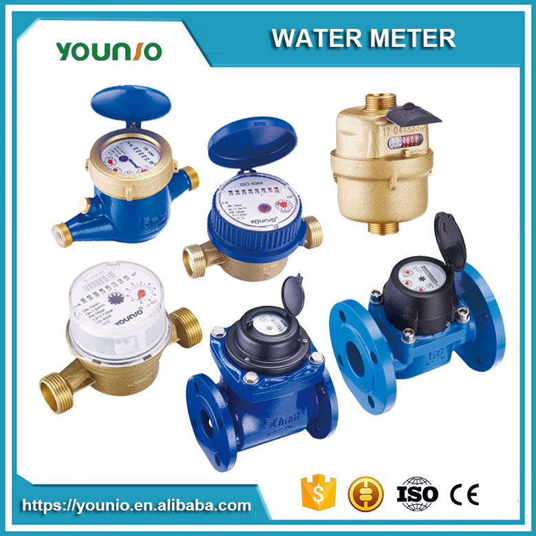 Younio DN 20 Multi Jet Super Dry Type Water Meter
