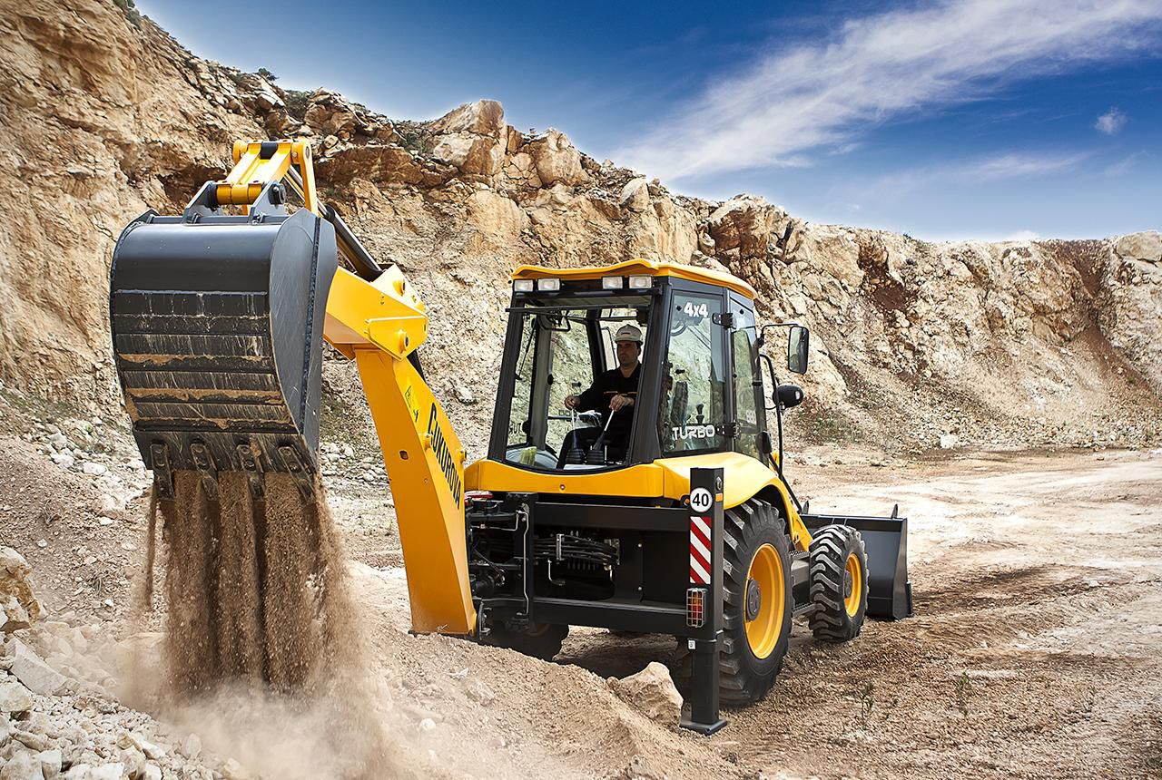 Backhoe Loader Parts