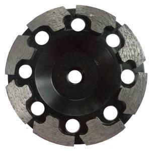 Silver Brazed T Shape Grinding Wheel