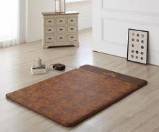 Natural leather mat   (Double, Single)
