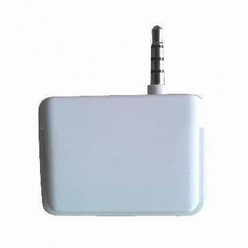 Encrypted Mobile Strip Reader, Light and Slim Size for High Portabilit