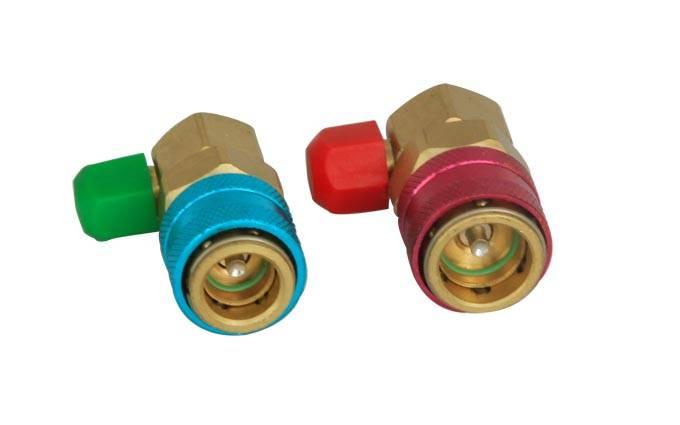 Refrigeration Parts Quick Coupler QC-15H/L