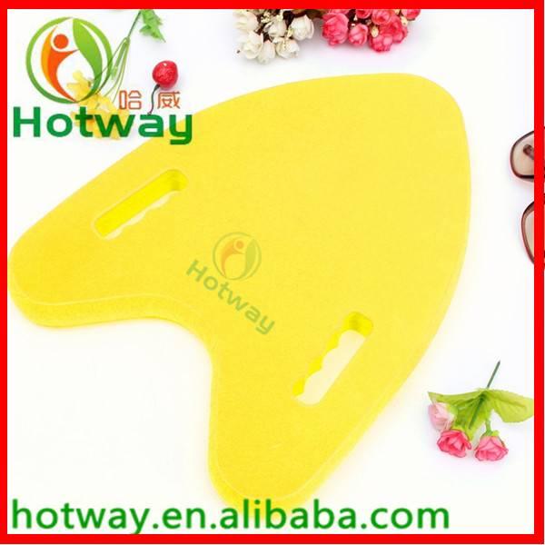 A-Shape Flutter Swimming Board Flutterboard Swim Pool Kickboard Adults Swimming Floating Plate for W