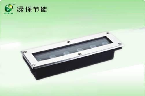 High power LED undergound light 9W,6W