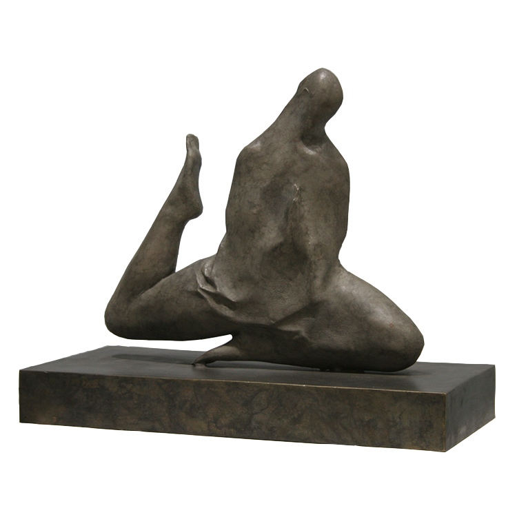 Branze sculpture Deep 6
