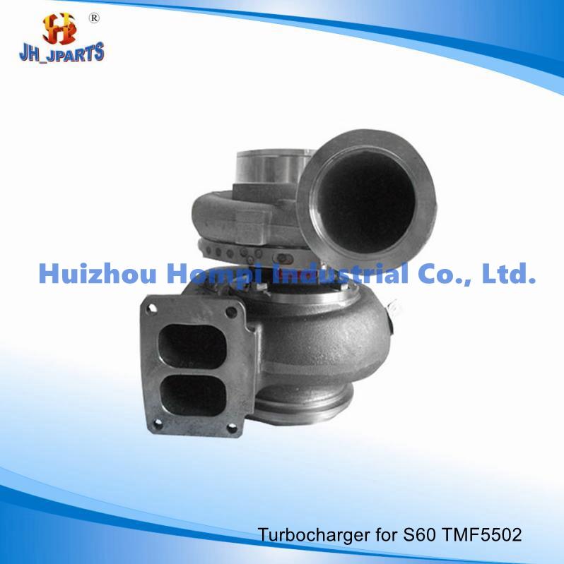 Auto Parts Turbocharger for Detroit S60 Tmf5502 23515635 Tmf5102/Gta42/Gat4502V