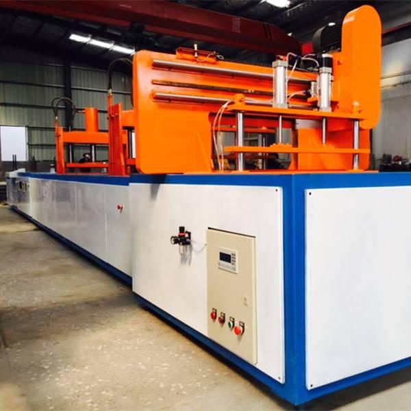 FRP Hydraulic Pultrusion Machine